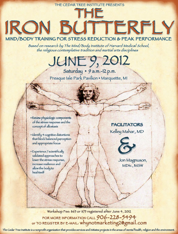 The Iron Butterfly 2012