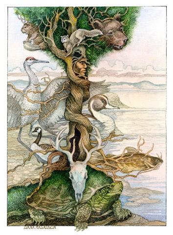 Gisheek: Spirit of the Cedar