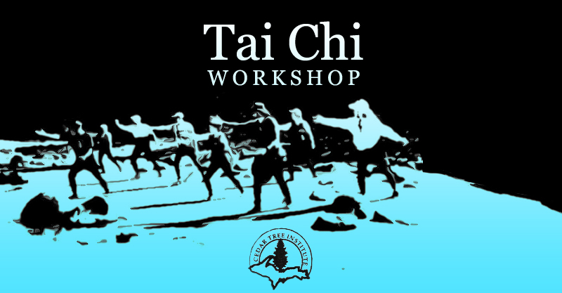 Tai Chi Workshop with Larry Wall
